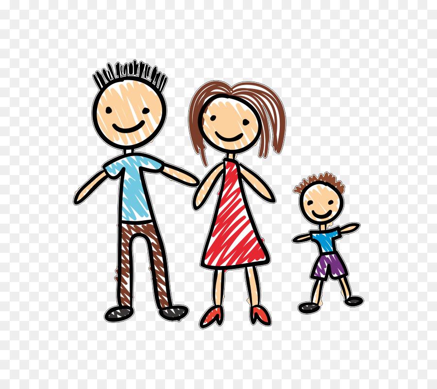 Familia Desenho Mae Png Transparente Gratis